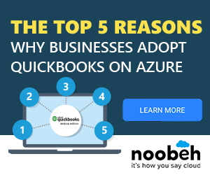 Noobeh QuickBooks on Azure